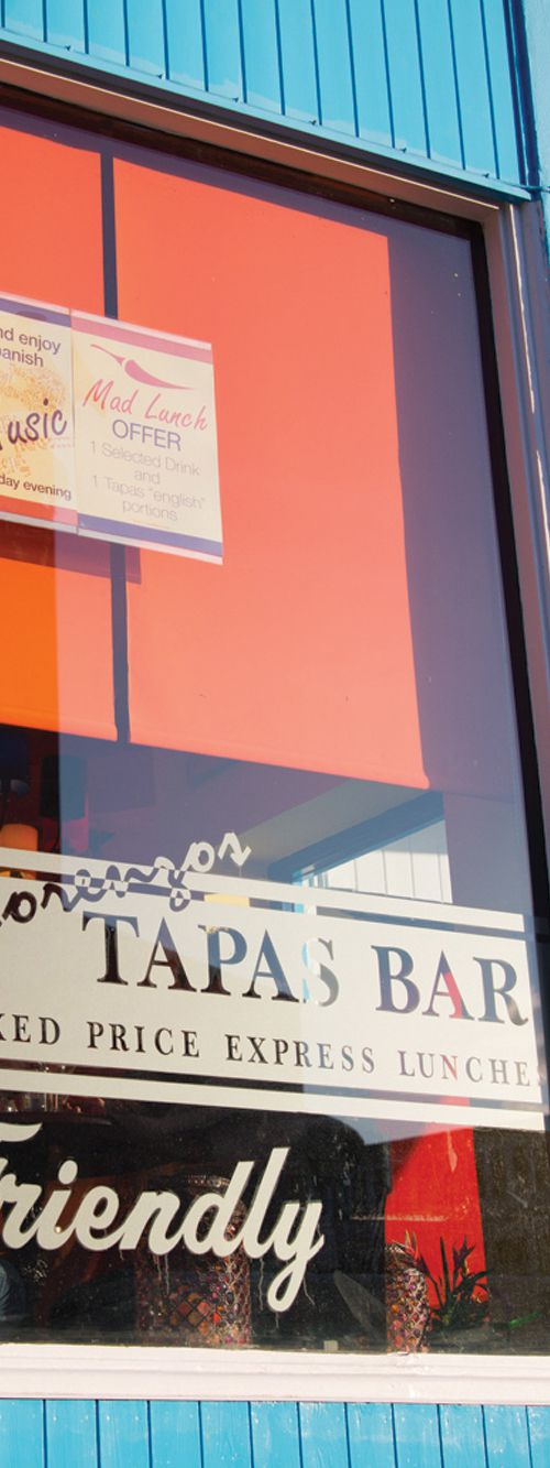 Lorenzos Spanish Tapas Bar - Slide One
